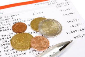 Einzahlungen und Auszahlungen für Einnahmen- und Ausgabenbelege Lexware® EÜR